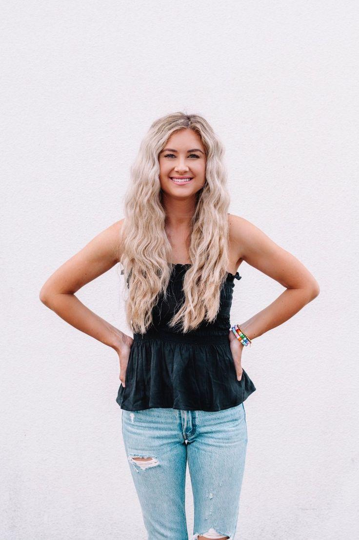 Fast and Simple Mermaid Hair