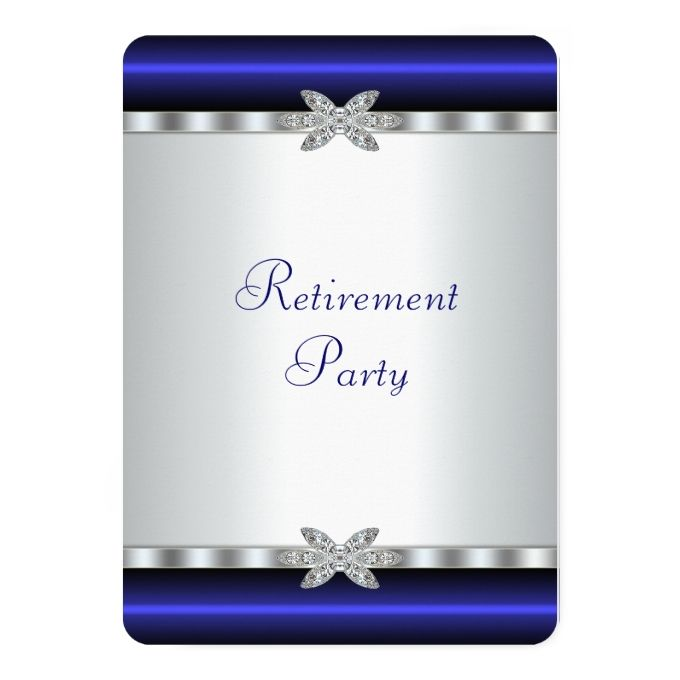 1341 Best Retirement Party Invitations Images On Pinterest