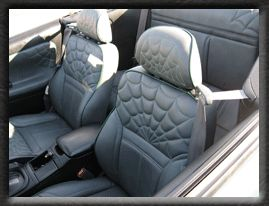 61 best car upholstery images on Pinterest | Car interiors, Car ...