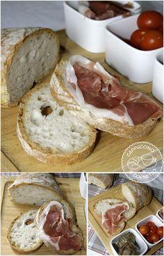 Pane bianco casereccio- di Sara Papa
