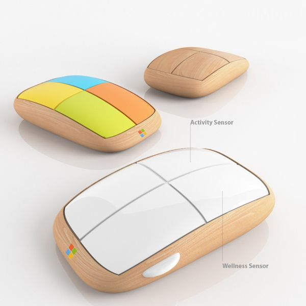 Cool Mouse Designs You Don't See Often