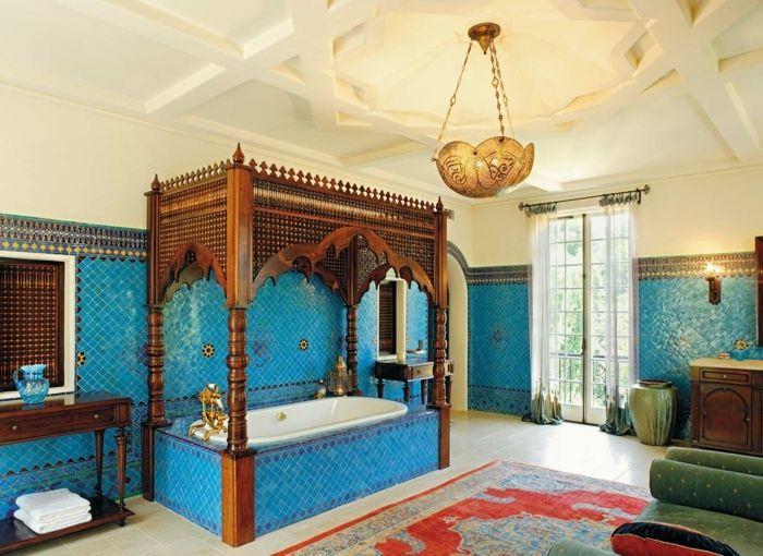 Bad Orientalisch Einrichten ▷ 130 + ideen für orientalische deko - luxus pur in ihrer wohnung