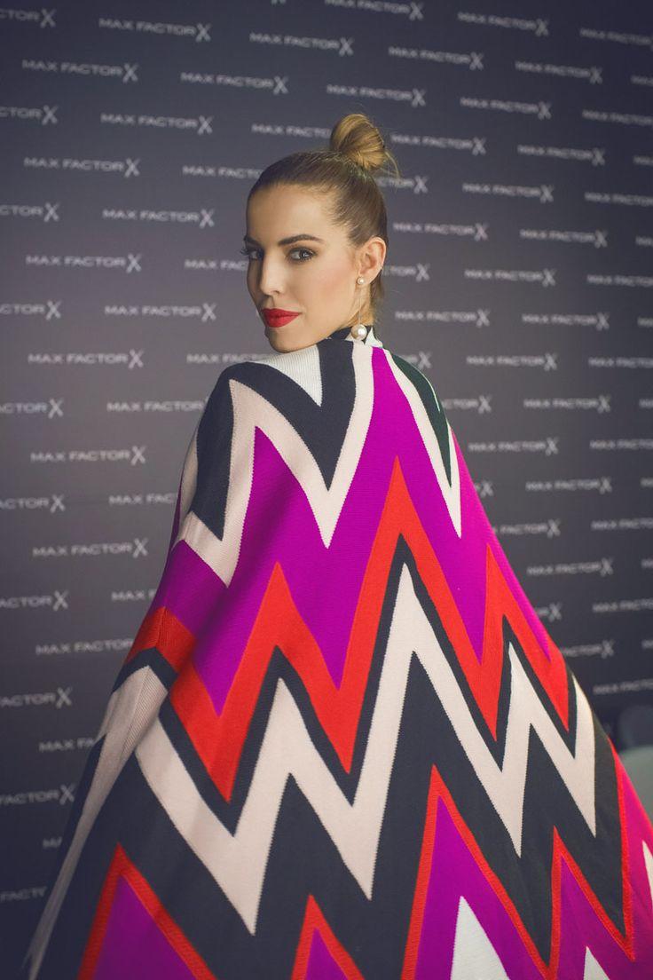 Cristina Warner | ColombiaModa 2016 | Capa Ferragamo | Look Of The Day