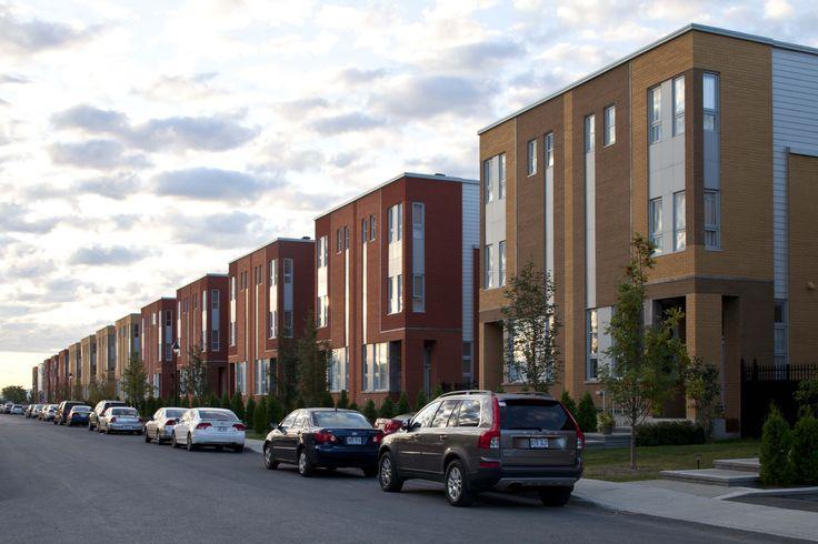 Maison jumelée - rue Duchesneau