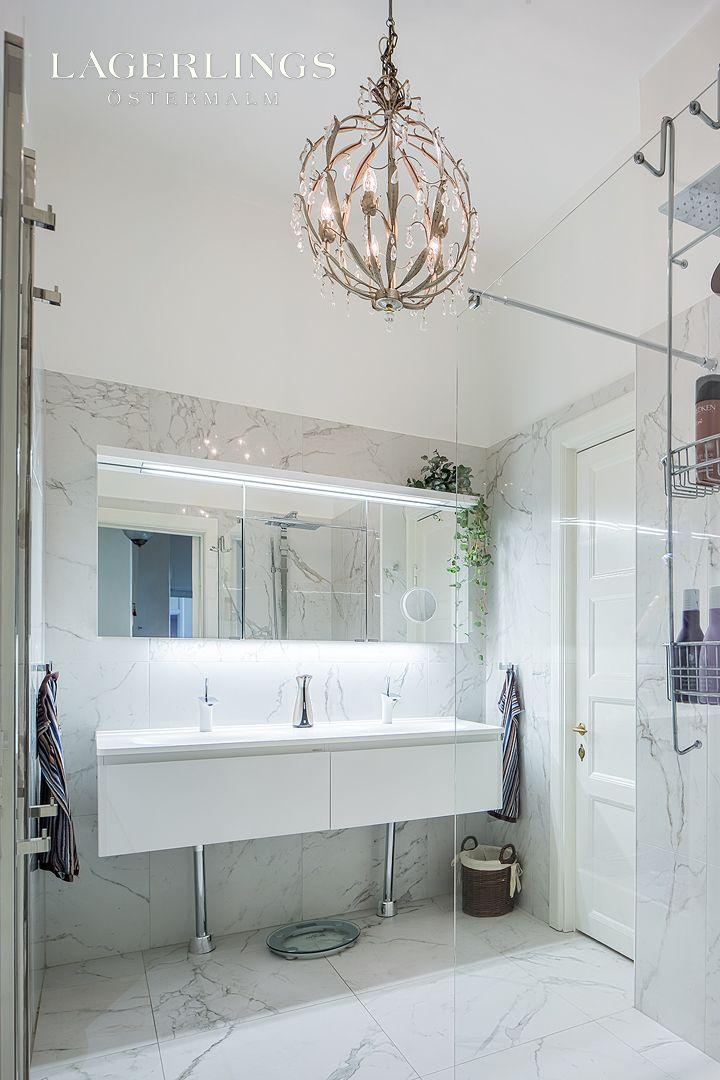 Marmorgolv och marmorvägg Heminspiration Pinterest För hemmet och Idéer
