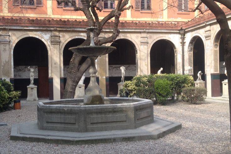 l'Ecole de Beaux Arts, Paris