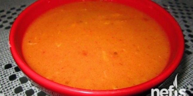 Tavuk Çorbası ( Arabaşı Çorbası)