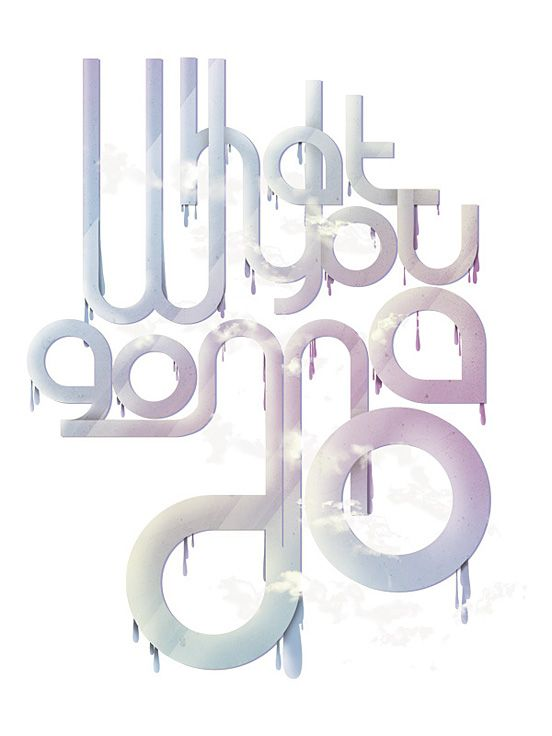 21 Best #Typography Designs To Inspire You