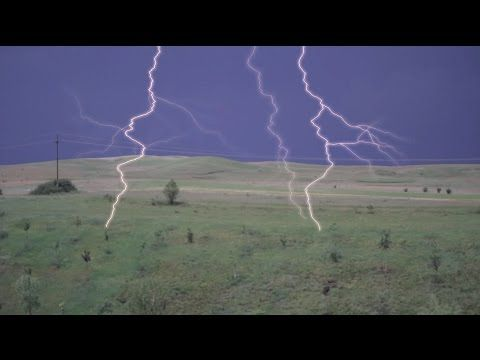 Rain And Thunder Sounds - 8 Hours Raining, Thunderstorm Sound For Sleeping Studying & Relaxing - YouTube