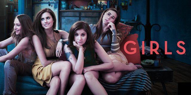 Girls starring Lena Durham