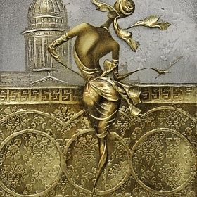 Картина Грация и величие . Интерьерная живопись. Ковалев Сергей.