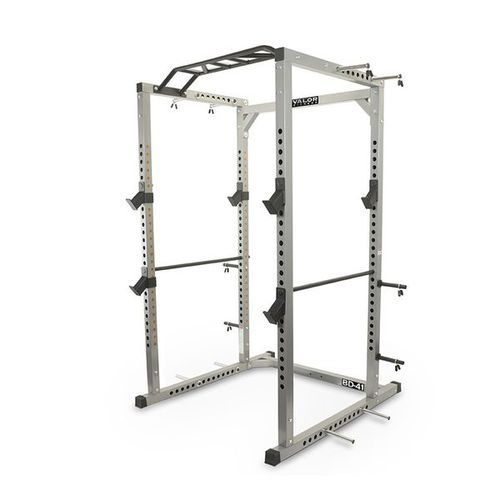 Buy the Valor BD-41 Power Rack for sale online at a low price with shipping included. Optional plate loaded lat pull and low cable available.