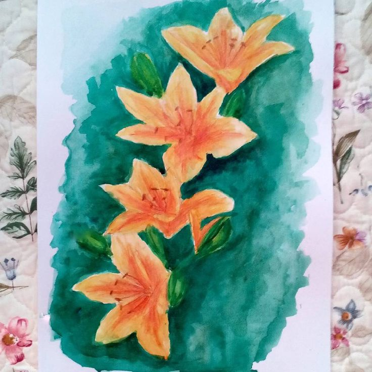 И снова маленькие, горящие ярким пламенем цветы.  __________________ #watercolor #watercolorart #waterblog  #watercolorpencil #watercolorpainting #акварель #aquarelle  #цветы #flower #flowers #painting #paint #orange #waterblog #lily #лілії #лілія #лилия  #акварельныекарандаши #artistoninstagram #лилии #лилия #киев #київ #малюю #олівці  #botanicalart #botanicalillustration #illustration #art #artistsoninstagram http://misstagram.com/ipost/1567428357598366766/?code=BXAn8lhhkwu