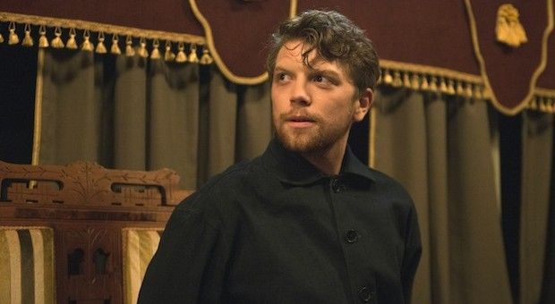 Michael Seater Hello James Murdoch Mysteries