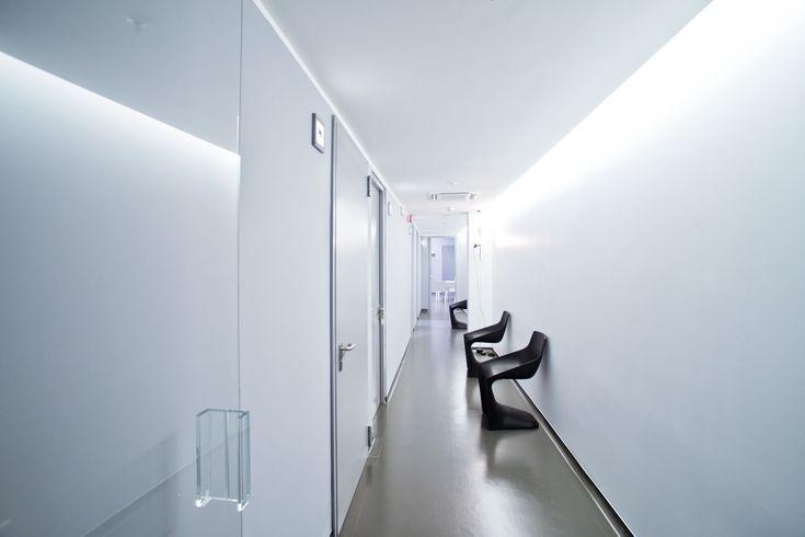 CML (Centro Medico Lombardo) - Servizio Fotografico Interni