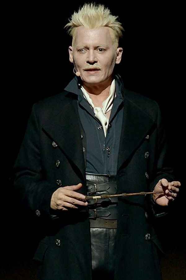 Fantastic Beasts The Crimes Of Grindelwald Johnny Depp Coat