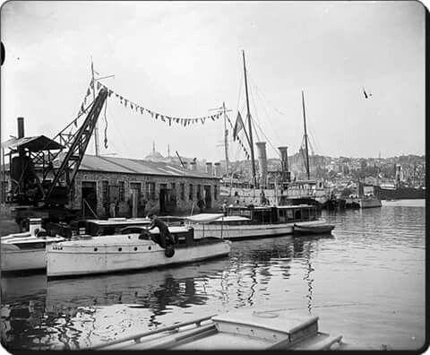 Haliç Tersanesi 1919