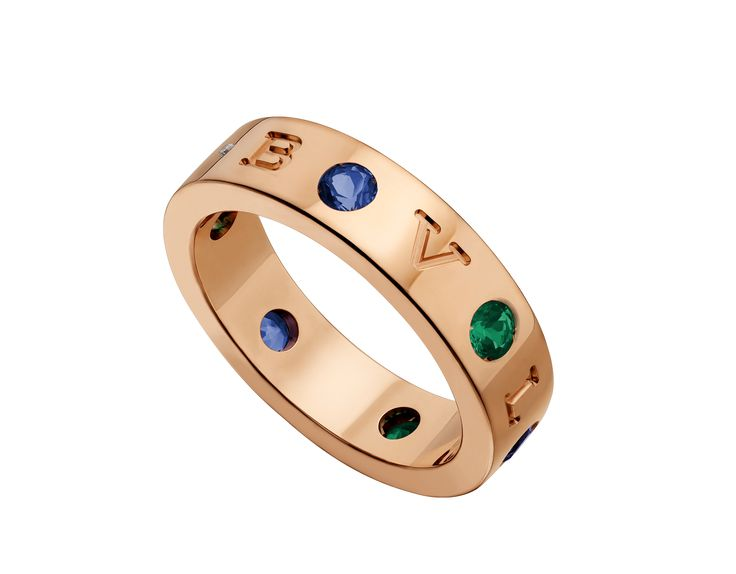 bvlgari bvlgari rose gold ring discover collections and read more about the magnificent