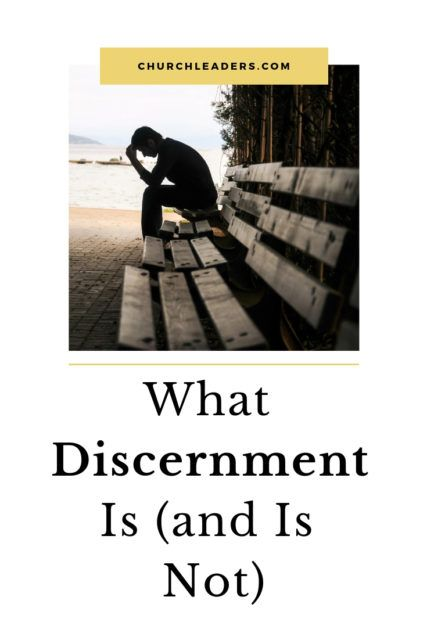 Hannah Anderson: What Discernment Is (and Is Not) | Bible ...