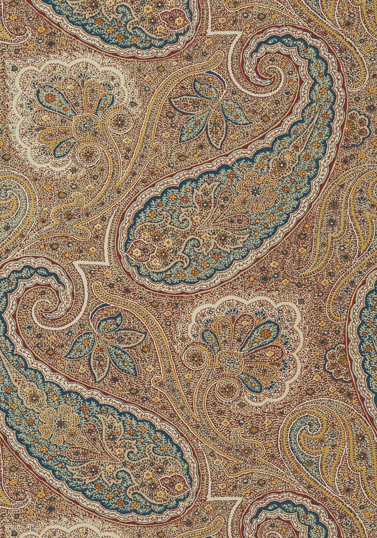 Best 25+ Paisley fabric ideas on Pinterest | Paisley ...