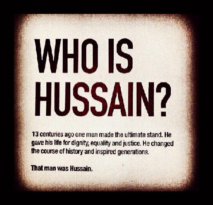 #knowHussain RZ