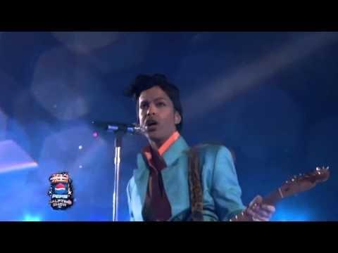 "PRINCE - ""Let's Go Crazy"" - Live Super Bowl, 2007 HD"