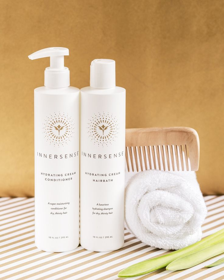Natural shampoo and conditioner that actually works
