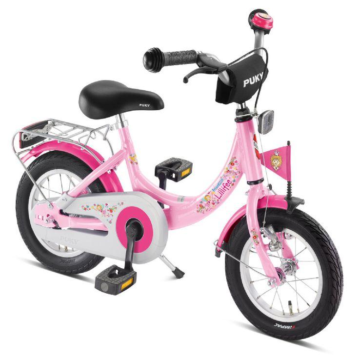 PUKY® Fahrrad ZL 12-1 Alu Lillifee 4129