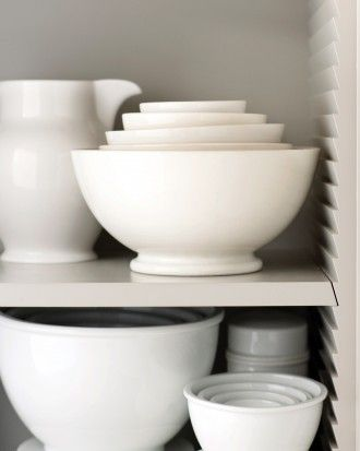 """See the """"Shelving Supports"""" in our Martha's 50 Top Kitchen Tips gallery"""