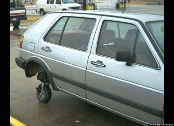 39 Ridiculous Car FAILS (PHOTOS)