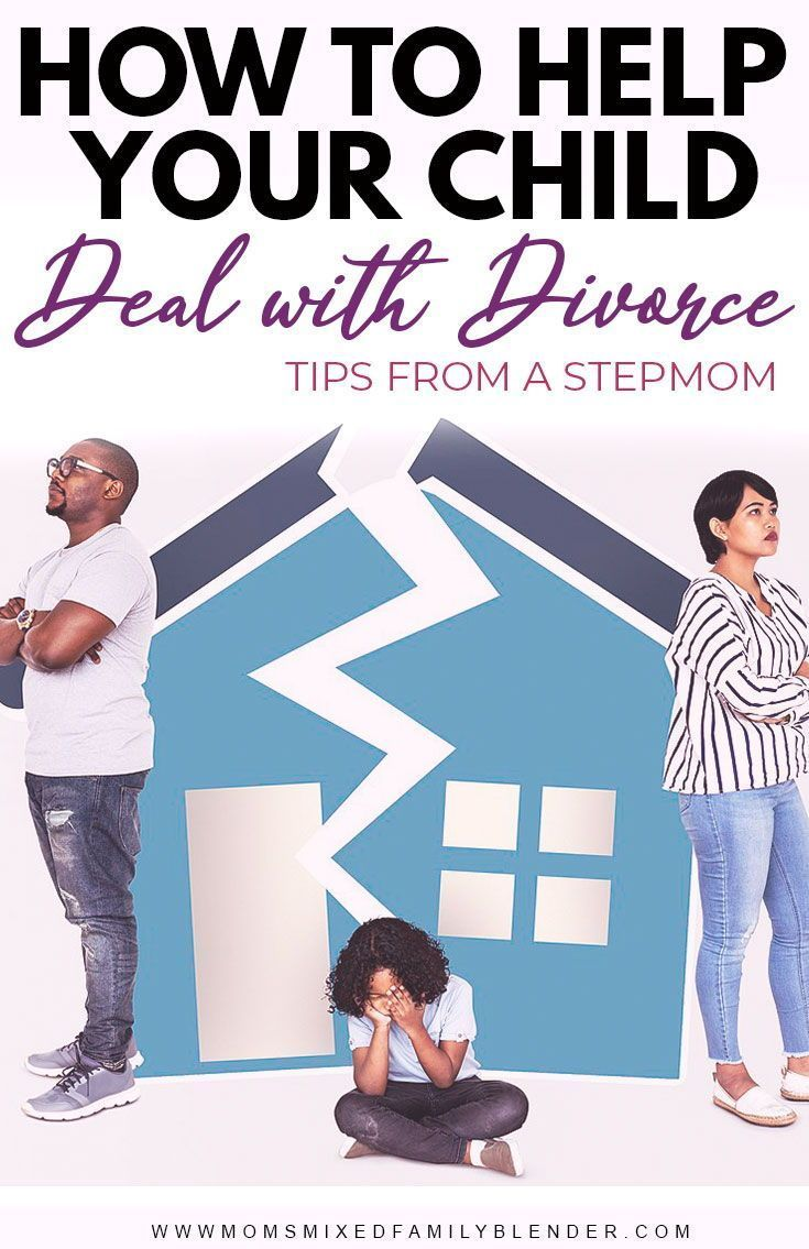 5 Strategies To Help Your Child Deal With Divorce Momsmixedfamilyblender In 2020 Dealing With Divorce Mom Advice Cards Step Kids
