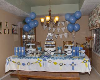 Baptism Dessert Table. Easy to adapt to include first birthday. | The Sugar Bee Bungalow