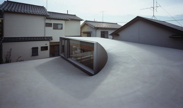 Spiral_Shape_House_Tokyo_Japan_Mount_Fuji_Architects_Studio1