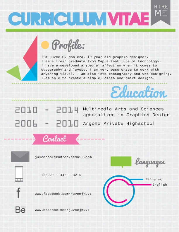 27 Best C Cv Images On Pinterest Ppt Design Info Graphics And