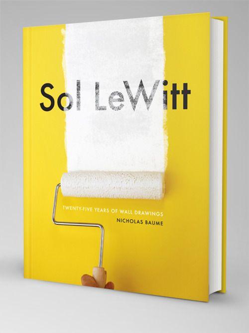 Typeverything.com - Sol LeWitt Book Cover by Rachel Ake.