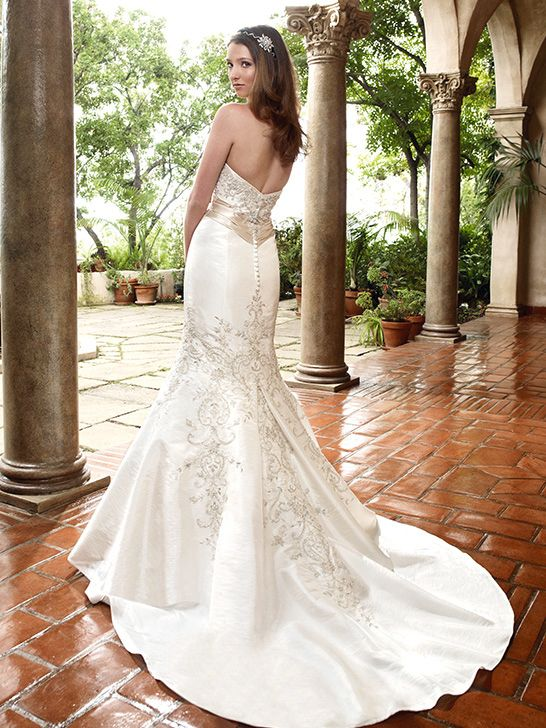 Casablanca 2016 Wedding Dress Off Retail