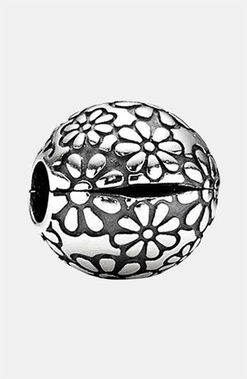 PANDORA 'Lazy Daisy' Clip Charm available at #Nordstrom