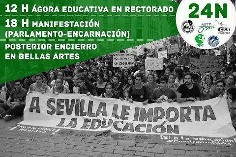 El Sindicato de Estudiantes ha convocado al alumnado a secundar el 24 de noviembre la que será la segunda huelga del curso en contra de la LOMCE y las pruebas finales de ESO y Bachillerato, conocidas como reválidas.