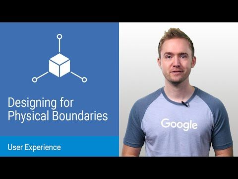 Project Tango: Designing for Physical Boundaries - YouTube
