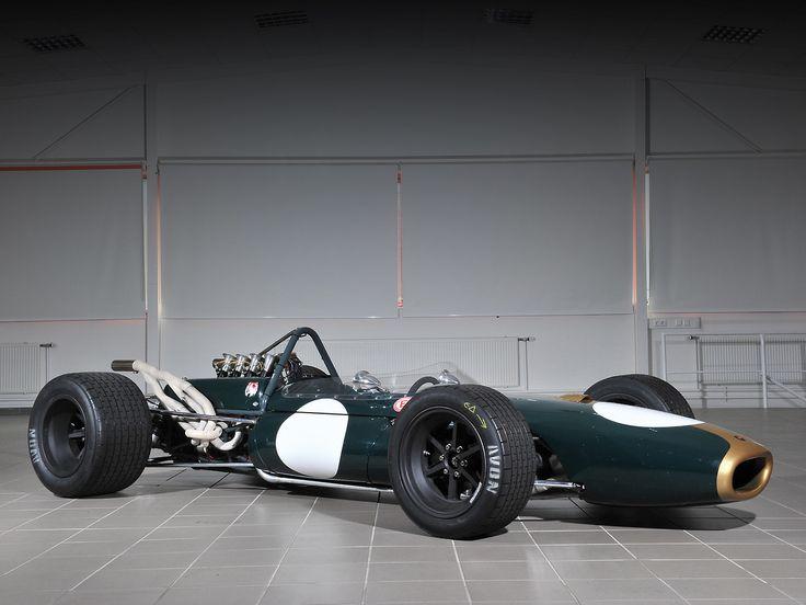 1967 Brabham BT20.