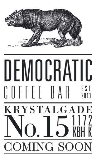 Democratic Coffee Bar