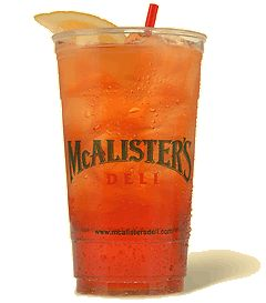 Paula Deen, Carolina Mama's and McAlister's Sweet Tea recipes...well, no recipe for McAlister's, actually.