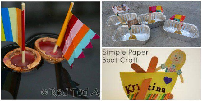 18 Boat Crafts for Kids to Make