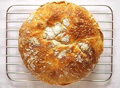 Spousta receptů na chleba