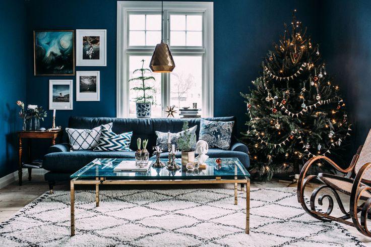 Kika in i vår nya bloggare Krickelins fantastiska hem!
