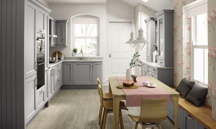 Mornington Beaded kitchen