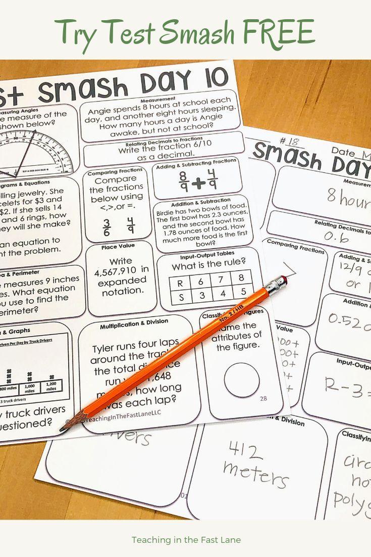 Pin On Test Prep Fun Istep practice worksheets grade