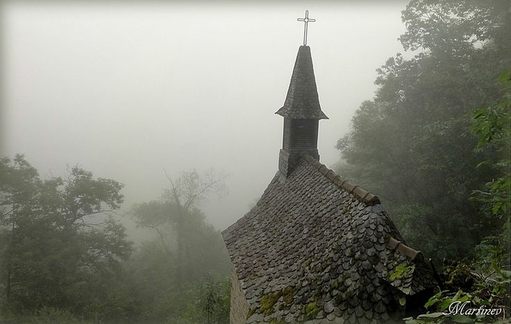 Chapelle Ste Foy - photo de Martine V.