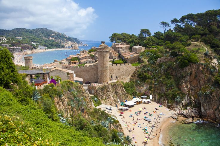 Tossa de Mar Catalonia