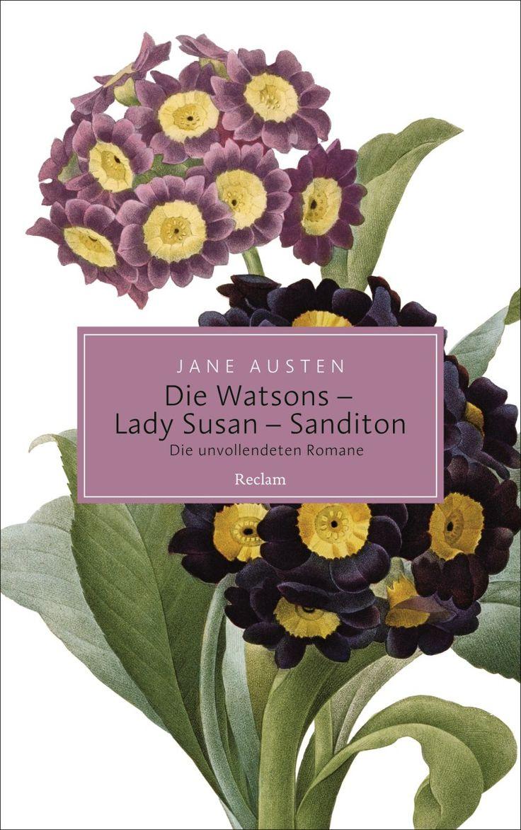 {Rezension} Die Watsons/Lady Susan/Sanditon von Jane Austen